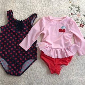 Swimwear 12 months